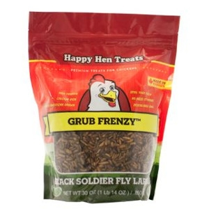 Happy Hen Grub Frenzy 30oz Hen Treat