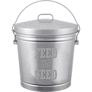 Feed & Seed Storage Can 10 gal. with Lid