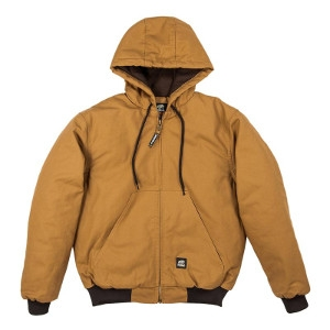 Jacket- Men's Original Quilted Hooded Asst.