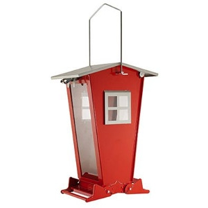 Squirrel Resistant Snack Shack Birdfeeder