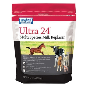 Milk Replacer 4lb Grade A Ultra