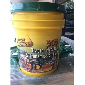 Pure Guard Tractor Hydraulic And Transmission Fluid