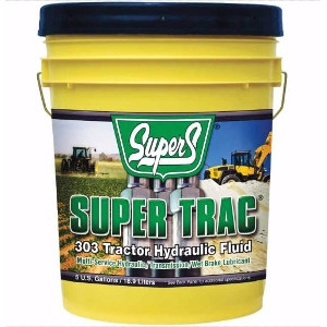 Super S Supertrac 303 Tractor Hydraulic Fluid 5 Gallon | Powell Feed