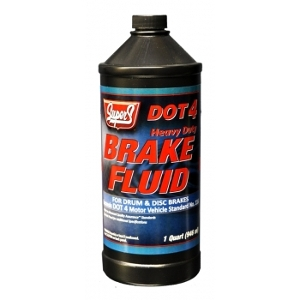 Super S DOT Heavy Duty Brake Fluid