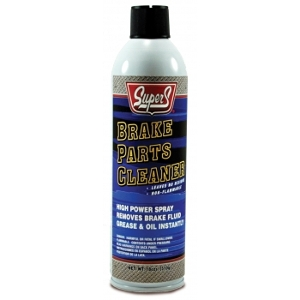 Super S Non-Flammable Brake/ Parts Cleaner
