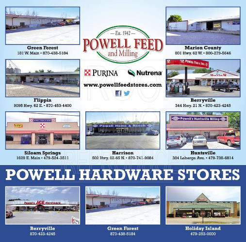 Powell Stores