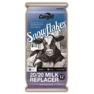 Cargill Snowflakes 20-20 Milk Replacer