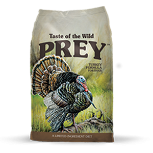 PREY Turkey Limited Ingredient Formula For Dogs