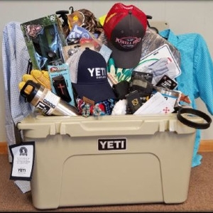 DRIVE TO FEED THE KIDS! Yeti Raffle