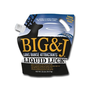 Big&J Liquid Luck Attractant