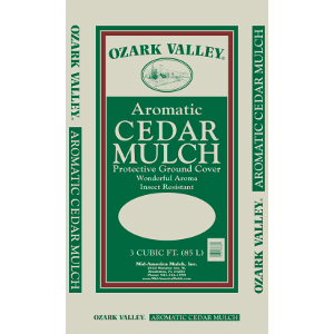 Ozark Valley Aromatic Cedar Mulch
