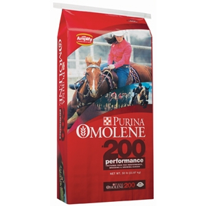 Purina® Omolene #200® Horse Feed