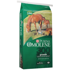 Purina® Omolene #300® Horse Feed