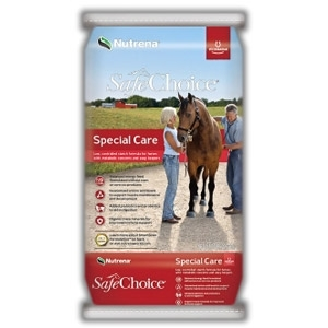 Nutrena SafeChoice Special Care Horse Feed