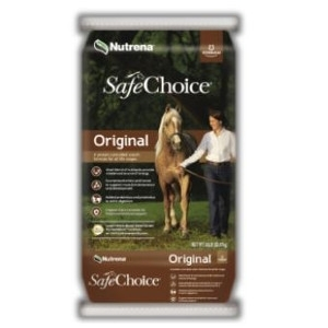 Nutrena SafeChoice Original Horse Feed
