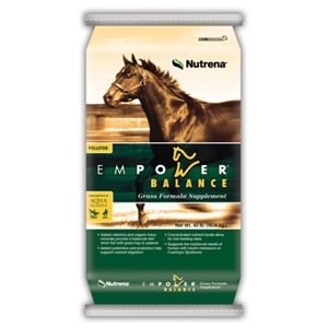 Nutrena Empower Balance Grass Formula Supplement