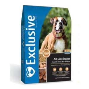Exclusive All Life Stages Lamb and Brown Rice Formula