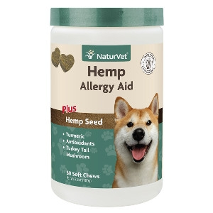 Allergy Aid with Hemp