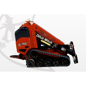 Ditch Witch SK750 Mini Track Loader