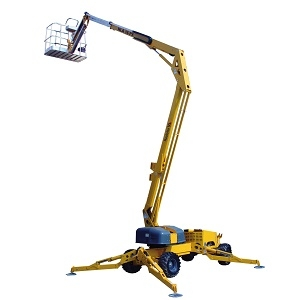 55' Self-Propelled Boom Lift