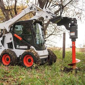 Bobcat® MT52 Auger Attachment