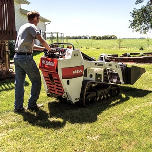 Bobcat® Mini Track Loader