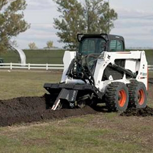Bobcat® Trencher Attachment