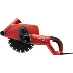 Cut Off Saw with Vacuum
