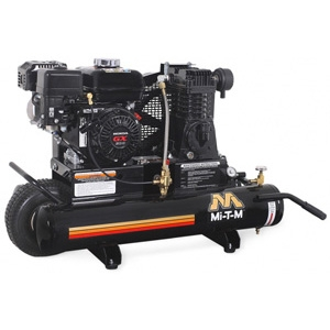 Gas Air Compressor 6.5HP