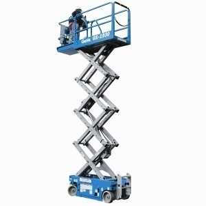 Genie Industries 26' Self-Propelled Electric Scissor Lift