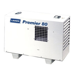 Premier® Portable Forced Air Ductable Unit Tent Heater