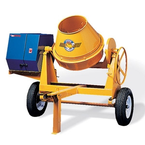 Stone 65-CMED Tow Behind 6 Cu. Ft. Concrete Mixer