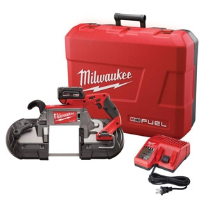 Milwaukee® Deep Cut Handheld Variable Speed Band Saw