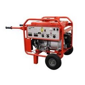 6 KW Generator with Wheel Kit