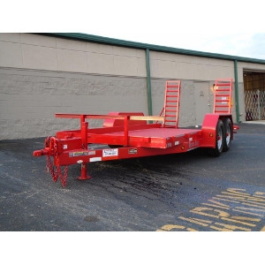 Better Built 16' X 80' Drop Deck Trailer