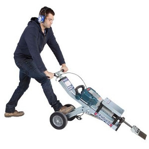 Makinex Jackhammer Trolley