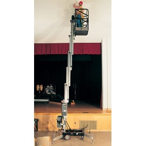 25' Push Around Vertical Lift
