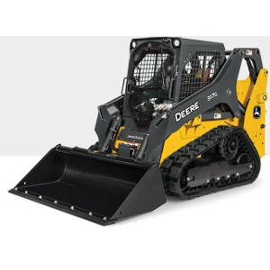 Skid Steer, 317-G Track Loader w/ Bucket
