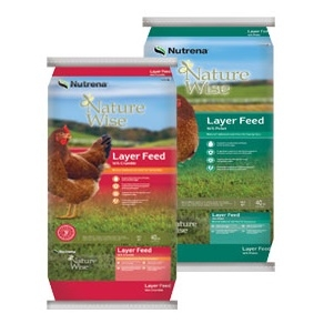 Nutrena NatureWise® Poultry Feed, 40 lbs. Pellet or Crumble
