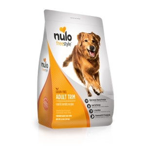 Nulo FreeStyle Adult Trim Grain Free Cod & Lentils 24lb