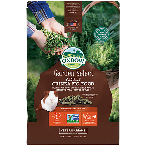 Oxbow Animal Health Garden Select Adult Guinea Pig Food