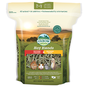 Oxbow Animal Health Hay Blends Western Timothy & Orchard Grass