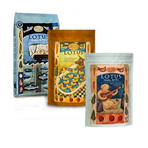 Lotus Natural Food for Pets Dry Dog Food
