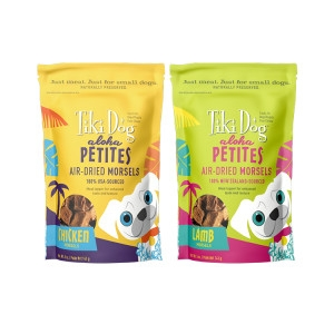 Tiki Dog Aloha Petites Air-Dried Morsals for Dogs 5oz