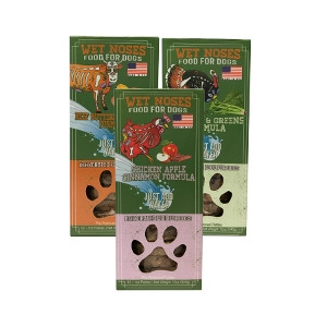 Wet Noses Dehydrated Food for Dogs 12 oz.