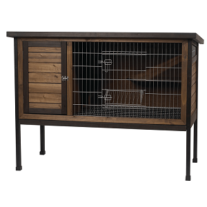 Kaytee Rabbit Hutch 1-Story 48-Inch Wide