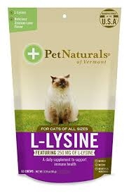 L-Lysine for Cats by Pet Naturals