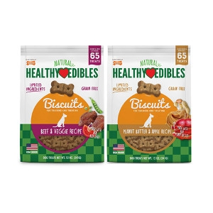 Nylabone Healthy Edibles Biscuits