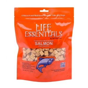 Cat-Man-Doo Freeze Dried Wild Alaskan Salmon