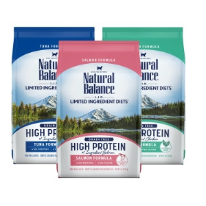 Natural Balance L.I.D. High Protein Dry Cat Food